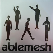 Ablemesh Present Imperfect Album sleeve artwork